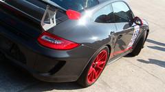 Porsche 911 GT3 RS (997) (Bryan Willy) Tags: brazil rio brasil de janeiro 911 porsche autdromo rs autodromo trackday jacarepagu gt3 jacarepagua gt3rs oktane 20113