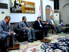 """Im Religionsministerium in Erbil • <a style=""""font-size:0.8em;"""" href=""""http://www.flickr.com/photos/65713616@N03/6035690968/"""" target=""""_blank"""">View on Flickr</a>"""