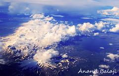 Dinner over Persia... (Anand Balaji) Tags: snow mountains window view iran pentax seat jet persia boeing airways 777 anand balaji 300er k100d justpentax pentaxart balalogic