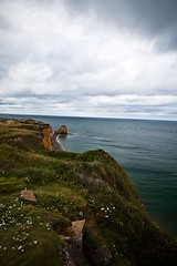 la pointe du hoc 3 (sylvain.landry) Tags: travel family sky france art beach nature canon photography eos photo lomo europe bestof raw photos 5d omaha normandie dslr guerre reims wer 1944 sylvain landry mkii iiwar remois 5dmkii eos5dmkii sylvainlandry nomrmandy