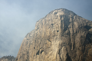 El Cap at Midday