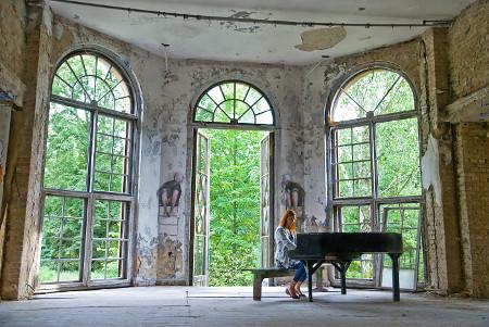 Heilstätten Grabowsee, Piano