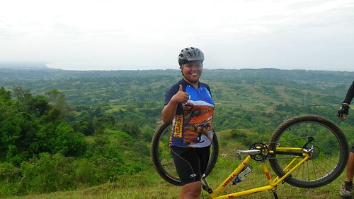 Lingayen Gulf with Inmalog Mountain Bikers Group