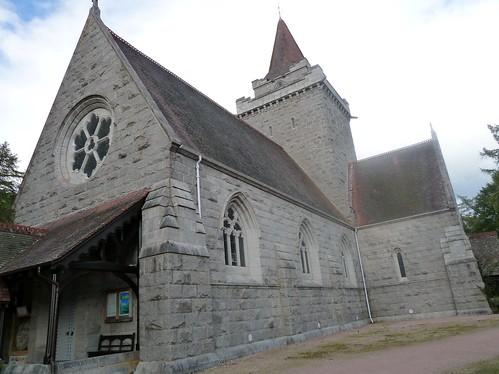 Craithie Parish Church, nr Balmoral