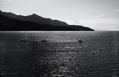 Dreamscape in B & W (Pjotre7 (www.maartenvandevoort.nl)) Tags: bw seascape landscape island elba ile porto tuscany toscana azzurro isla isola zw 2011 pjotre7