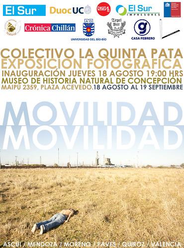 EXPOSICION MOVILIDAD, QUINTA PATA