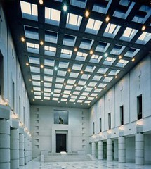 Korean Supreme Court Building - Seoul, Korea (Stone Panels, Inc.) Tags: stonefacade beautifulceilings stonecladding stoneveneer stonepanels stonelite stonesystems koreansupremecourtbuilding