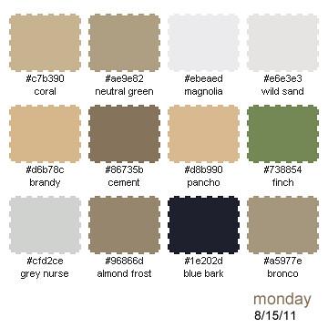 monday palette