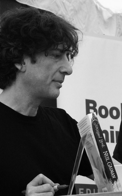 Edinburgh International Book Festival - Neil Gaiman 09