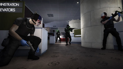 PAYDAY: The Heist for PS3 (PSN PLAY)