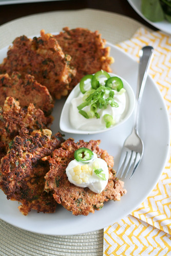 ... deep fried corn fritters tex mex corn fritters crudite 5 try at home