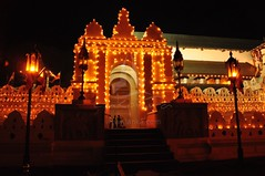 Sri Dalada Maligawa in Kandy