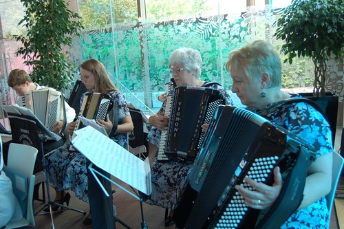 Kennet accordion orchestra © Tim Hoste