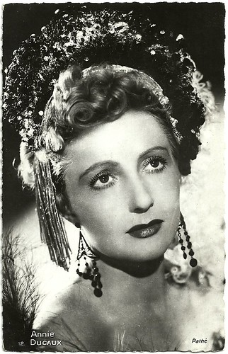 Annie Ducaux