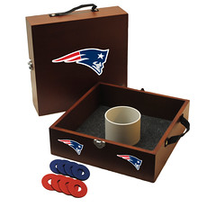New England Patriots Washers Toss Game