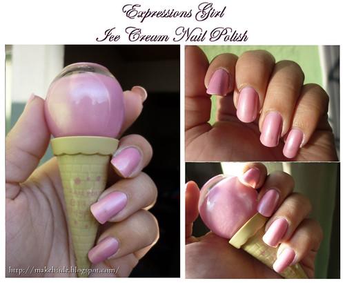 Expressions Girl - Ice Cream Nail Polish Pink