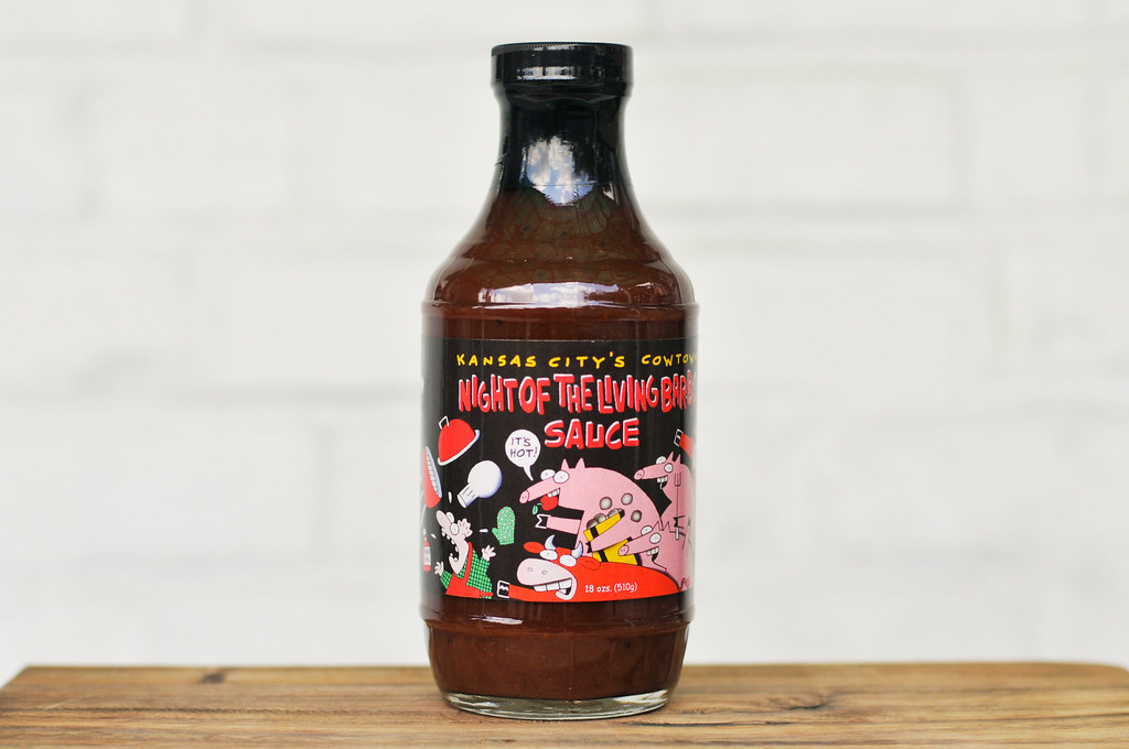 Night of the Living Bar-B-Q Sauce