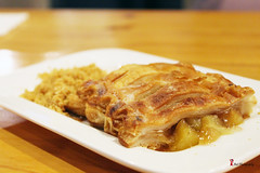 Tarta de Manzana casera (Apple Strudel) (Anthony Leow) Tags: food breakfast dinner lunch photography restaurant singapore eating trails supper hawker photograpy sinfully