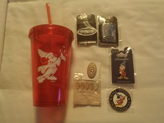 Mickey's of Glendales souvenirs