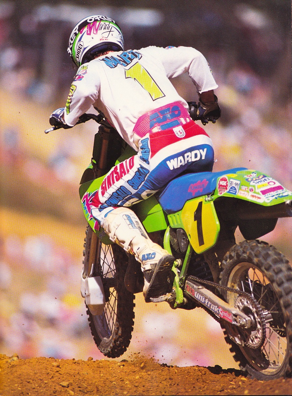 My Favorite Pictures Of Jeff Ward Moto Related