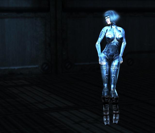 Cyborg III