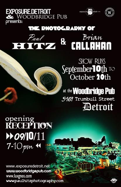 Woodbridge Show Flyer  9/10/11