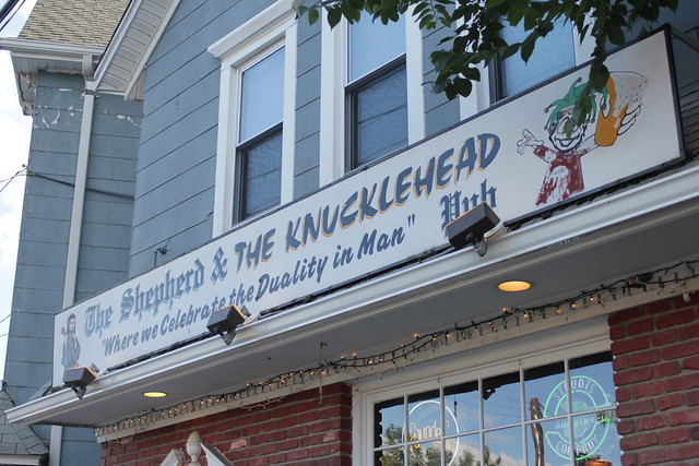 6071594774 00a5c96e72 z Beer Bar   The Shepherd & The Knucklehead