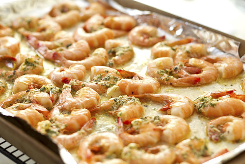 On My Menu: Spicy Lemon Garlic Shrimp