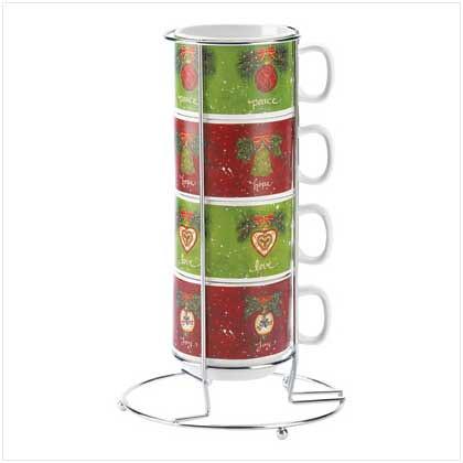 Stackable Mugs Mugs 10 Oz Coffee Mugs