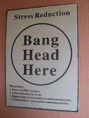Stress Reduction (eamoncurry123) Tags: poster head here bang stress reduction bangheadhere stressreduction