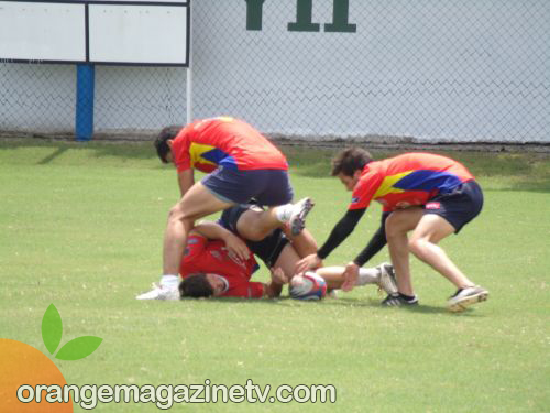 Philippine Volcanoes Rugby Team - Training 04
