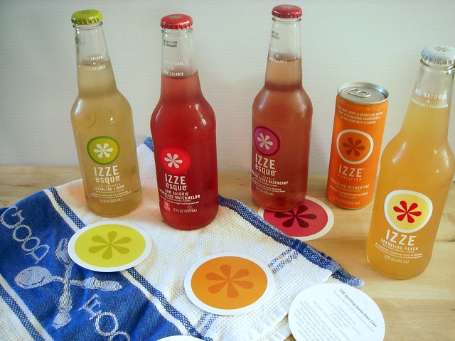 IZZE Sparkling Juice Review