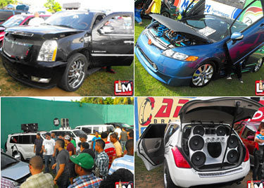 Super Car Show Moca @ Play Bragañíta Garcia