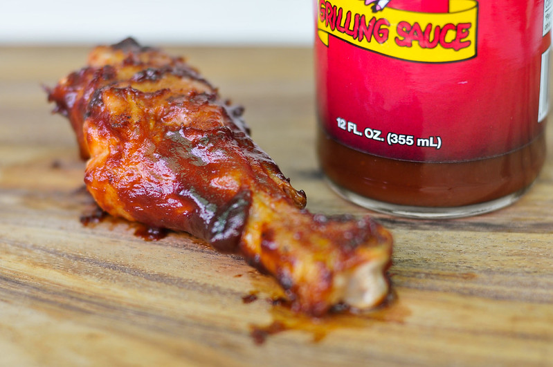 Checkered Pig Grilling Sauce