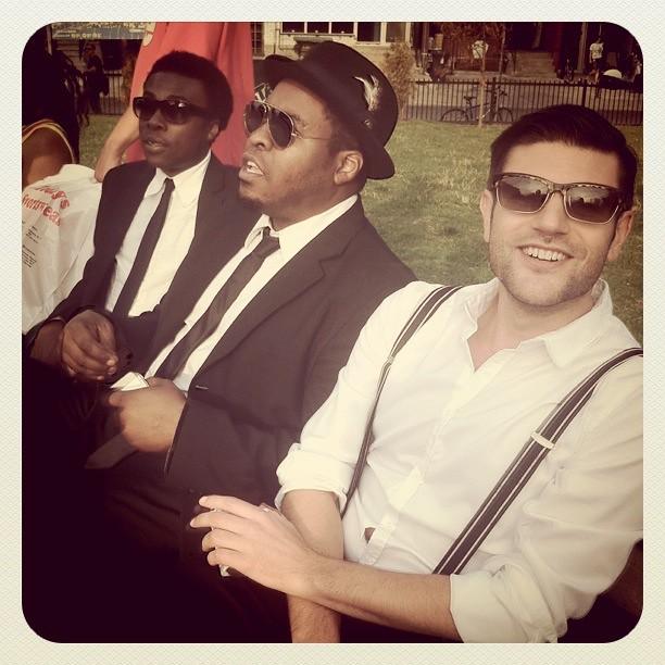 Eon, Sekou & Jay