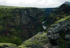 The face in the canyon (supersky77) Tags: island iceland laugavegur islanda emstrur hattfell markarfljótsgljúfur