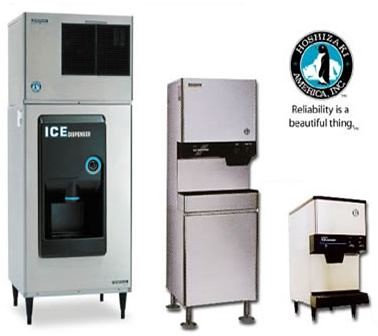 Hoshizaki Commercial Ice Dispensers