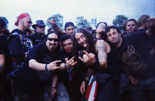 W:O:A 2011 / waiting for morbid angel