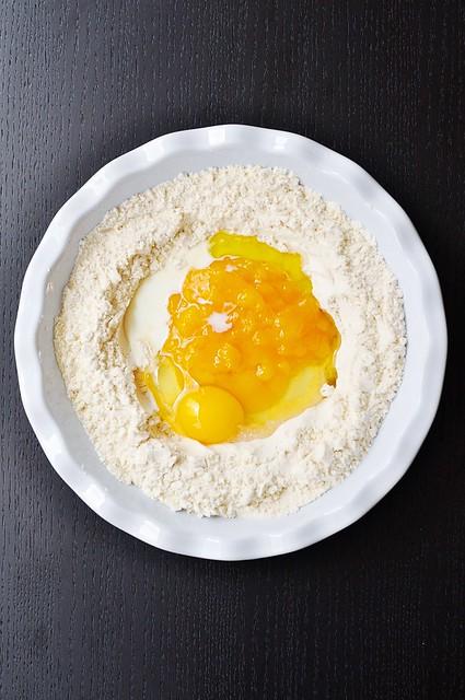 Flour & eggs