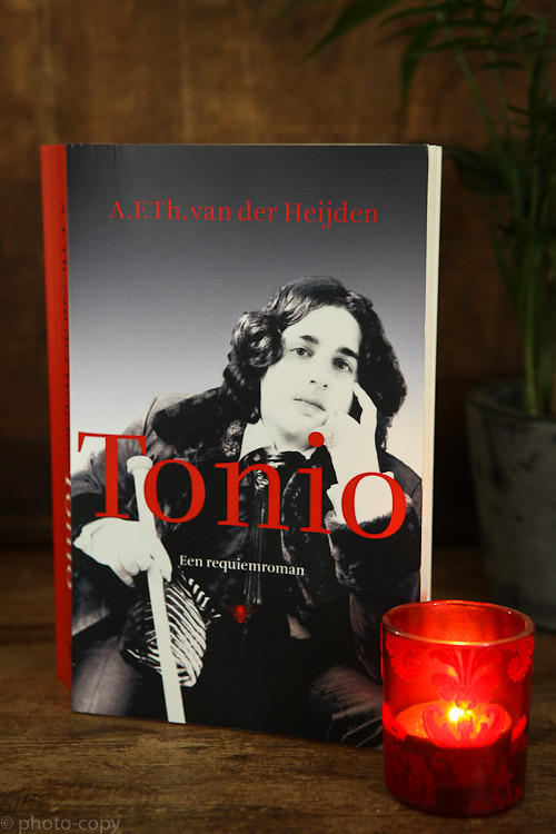 Tonio, a requiem novel