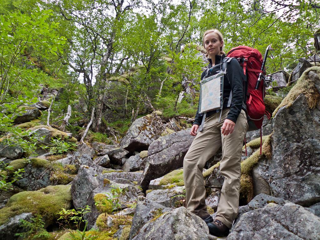 Gjennom Strompdalen naturreservat