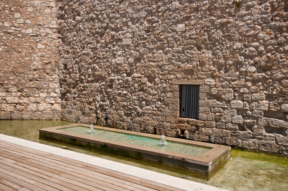 Fuentes de agua potable en Antigua