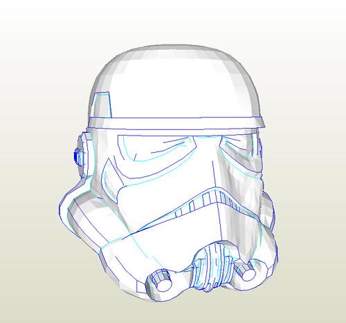 Fierfek S Star Wars Pepakura File Development Page 9
