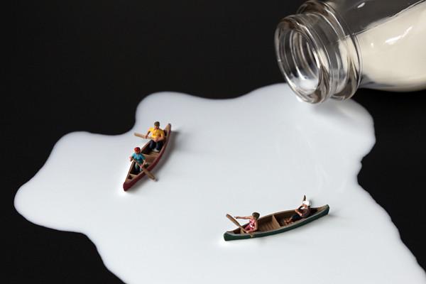 canoe au lait
