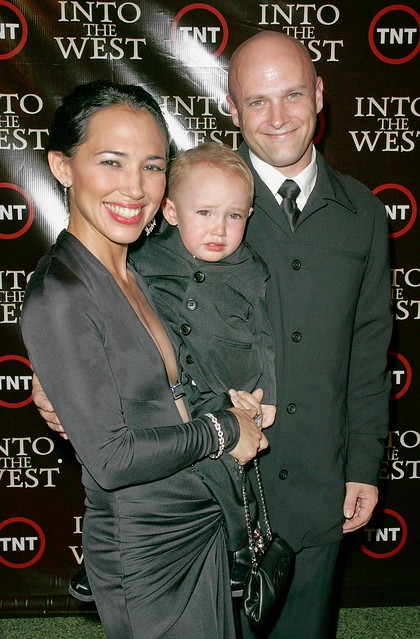 Irene Bedard and Husband Deni