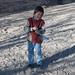 Bambino curioso di El Peñon