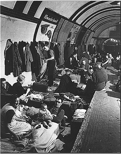 Tube Air Raid Shelter