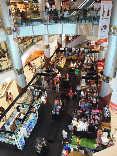 Shopping Centres in Bangkok