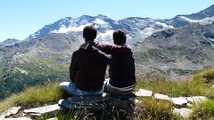 Amicizia (BORGHY52) Tags: italy nature estate agosto piemonte amicizia montain alpigraie parconazionaledelgranparadiso ceresolereale valledellorco