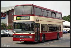 42 MAN42H (Zippy's Revenge) Tags: bus island garage transport depot spectra douglas fragglerock 42 isleofman manx daf irishsea optare ellanvannin nationaltransport busvannin man42h barroose